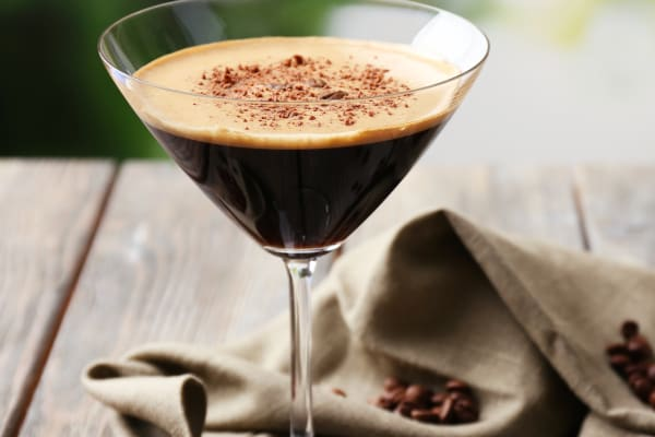 Black Friday: Espresso Martini anyone?