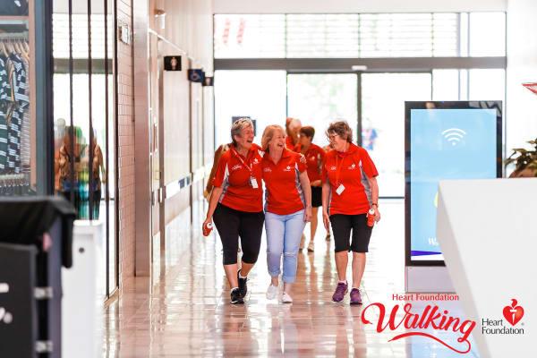 Westfield Chermside Walking Group