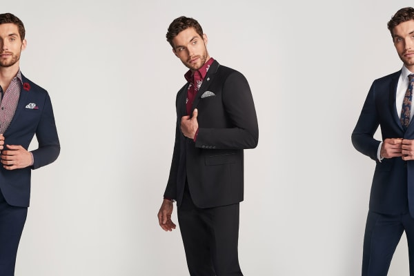 What suits you? Find your perfect Tarocash Suit