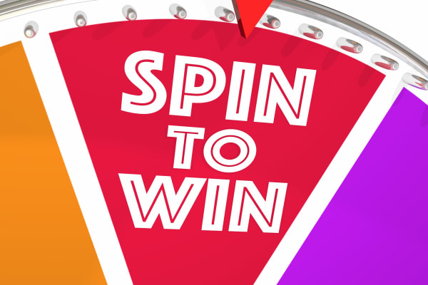 Free Gifts for Father's Day: Spin & Win