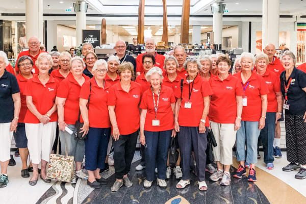 Join the Westfield Walkers group