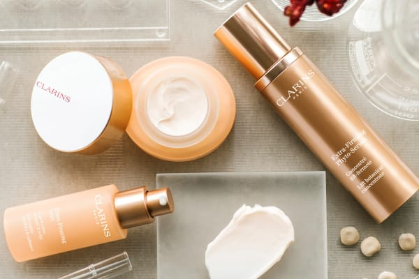 Clarins: Extra-Firming range