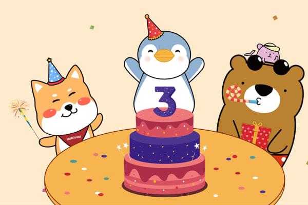 MINISO's Big Birthday Sale