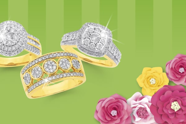 Prouds The Jewellers: 40% off gold jewellery