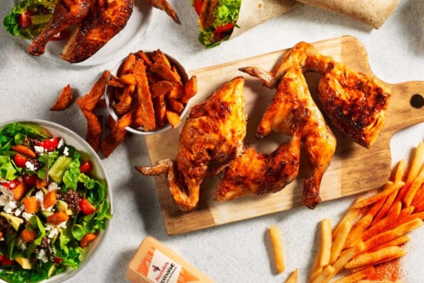 Healthcare & Emergency Service workers receive 50% off at Nando's