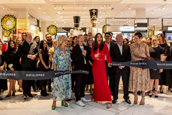 We celebrate the opening of Westfield Newmarket