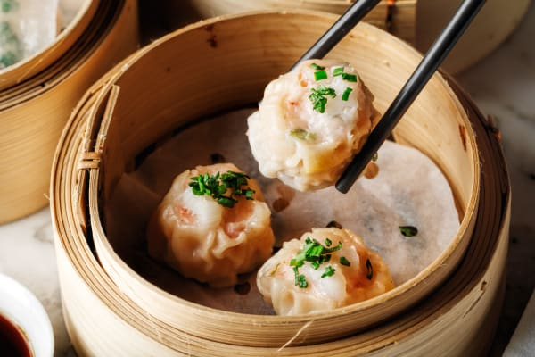Get $1 dumplings with the Westfield Plus App