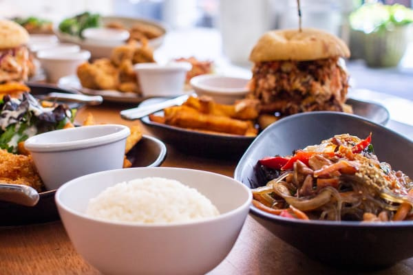 Gami Chicken & Beer: $13 lunch specials