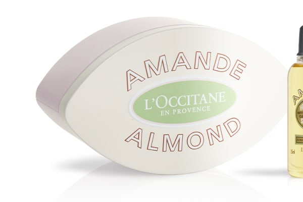 L'Occitane: Delightfully Delicious Almond Petit Treat for $15
