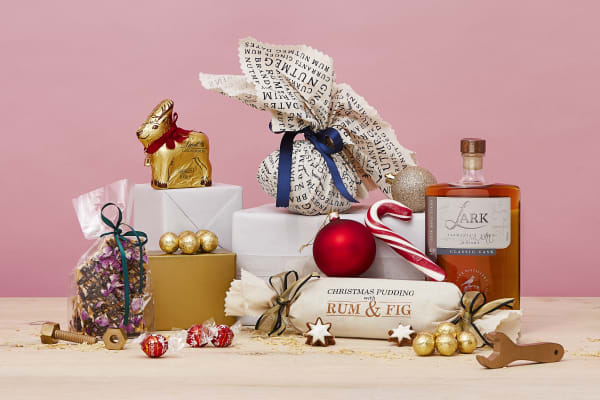 Festive food gifts: gourmet treats for your favourite foodie