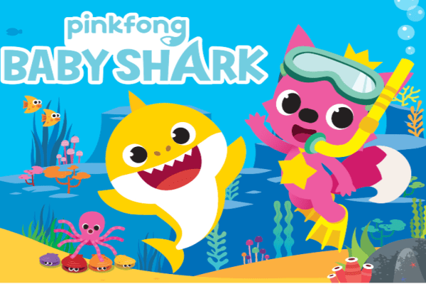 Pinkfong & Baby Shark Stage Show