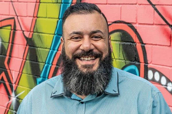 Ned Narouz: Rap 4 Change: Westfield Local Heroes 2019