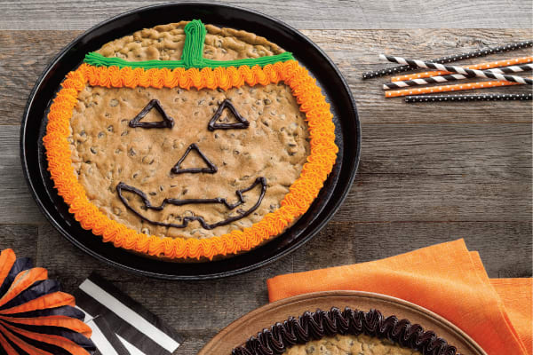 Mrs Fields: Frightfully fab-boo-lous Cookie Cakes