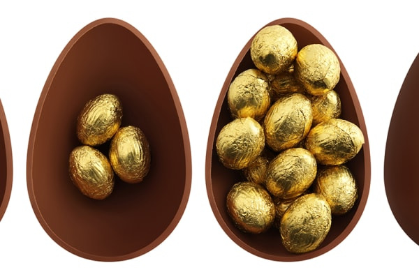 Healthy Easter gifts