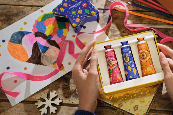 L'OCCITANE: The art of gifting workshop