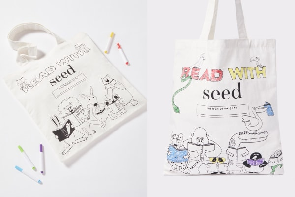 Seed Heritage: Read with Seed
