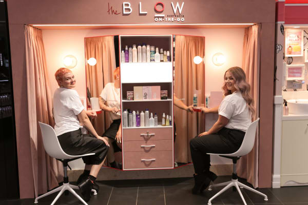 Sephora: BLOW On-The-Go