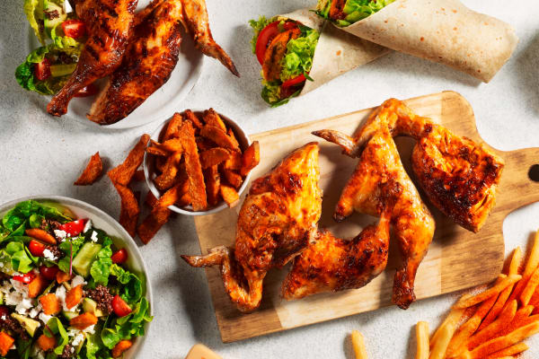 Nando's is pledging a $500,000 donation to Foodbank