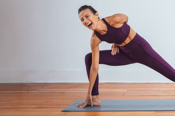 Get into the flow with free yoga from Lululemon