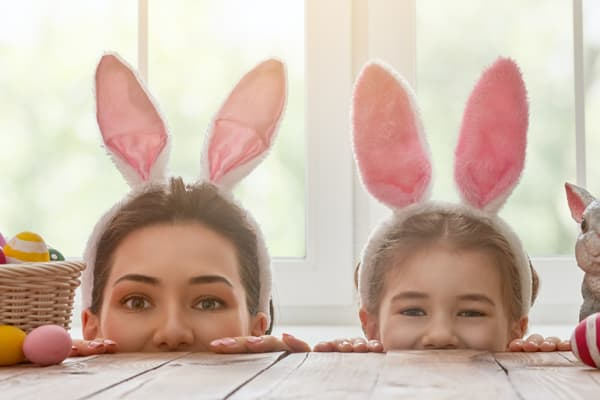 Ditch the chocolate for these adorable Easter gifts