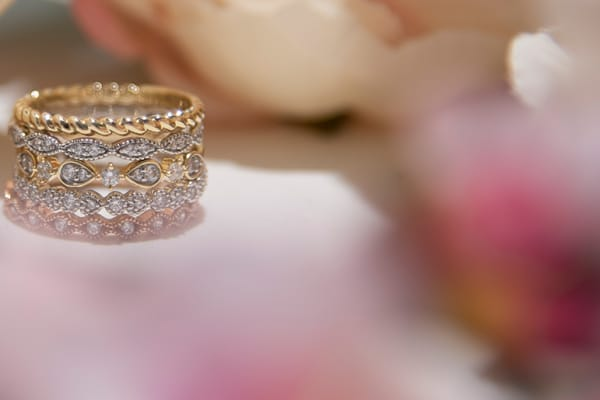 Weddings band for the modern bride