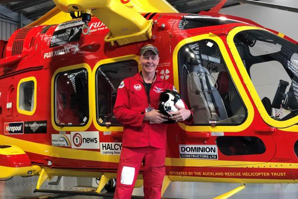 Paul Robinson - Westfield Local Heroes 2020