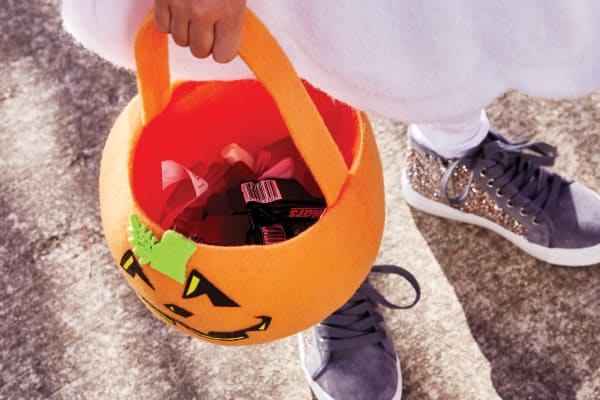 Get trick or treat ready
