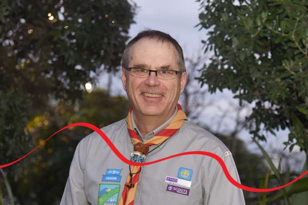 2018 Local Hero: Richard Stanton - Mt Albert Scout Group