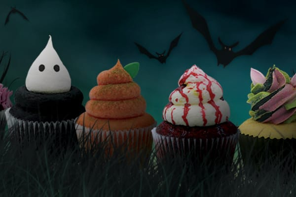 Cupcake Central: Hatch that scream cupcake range