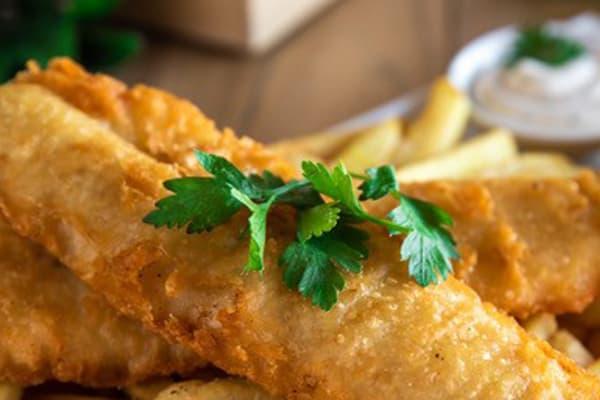Izgara Grill: fish & chips coming soon