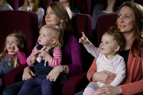 Hoyts: Prams at the Pix