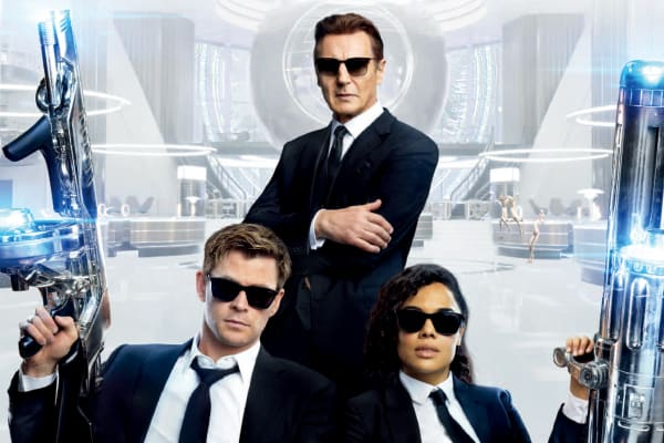 Go in the running to win the ultimate MIB prize pack!