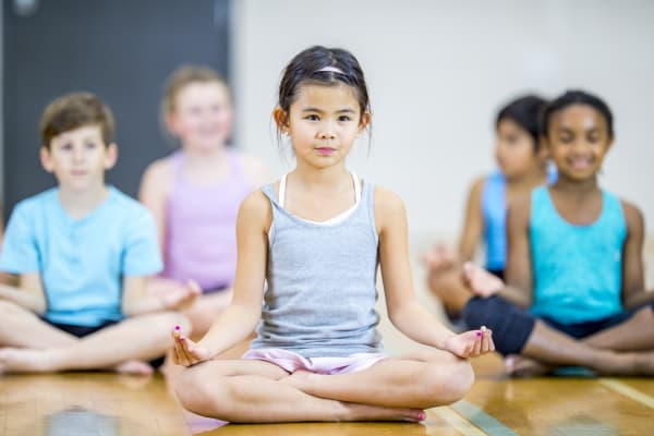 Free yoga classes for kids