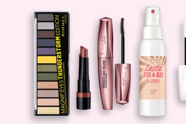 Priceline: 1/2 Price Rimmel London Cosmetic range