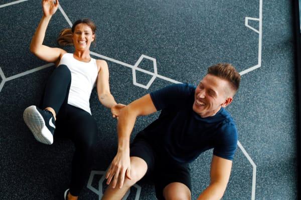 Jetts Fitness: September Sign-up Offer