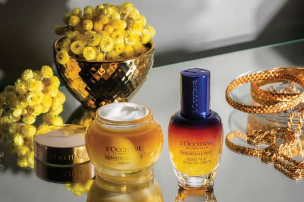 L'Occitane en Provence: 20% off moisturisers with Reset Serum*