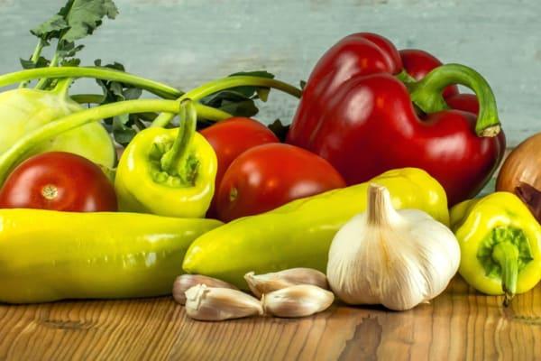 The Harvest Fruit & Veg Store: Red capsicum only $1.99 per kg