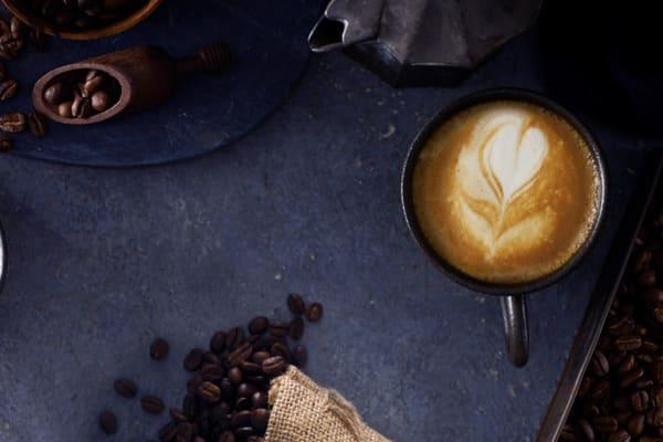 San Churro: Free Coffee