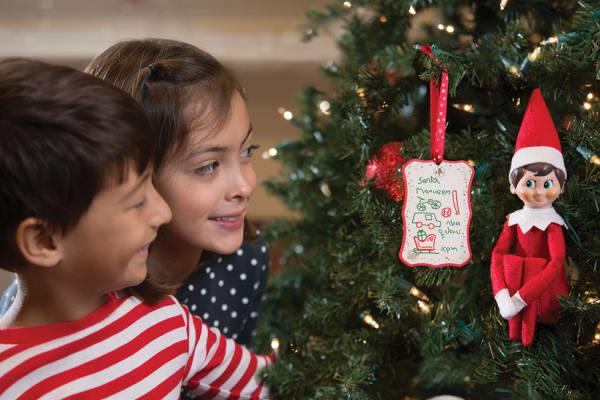 Scout Elf Express Delivers Letters to Santa® Workshops