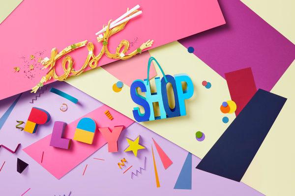 Taste. Shop. Play. | Weekend itinerary
