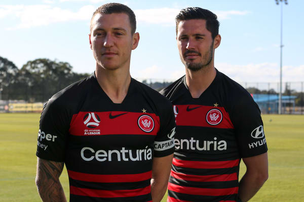 The learning curve to lead the Western Sydney Wanderers