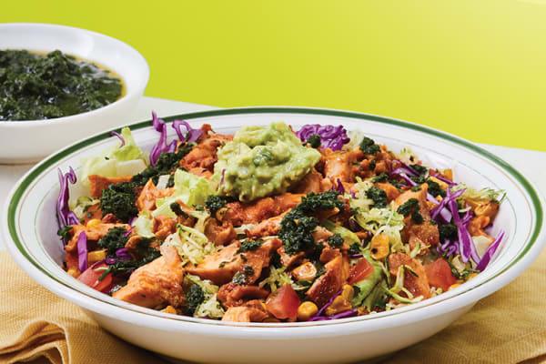Salsa's Fresh Mex Grill: new fresh fiesta salad