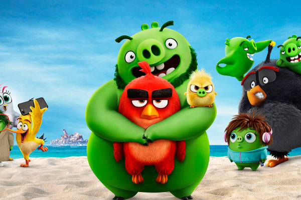 WIN the ultimate adventure thanks to The Angry Birds™ Movie 2