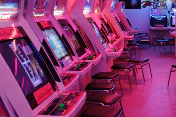 Ace's Arcade Zone
