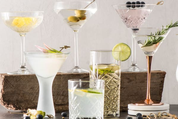 Wheel&Barrow: 30% off all glassware including set pricing