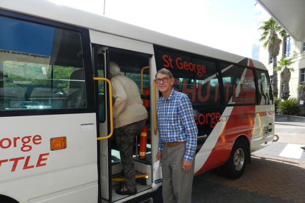 Community: St George Shuttle Service