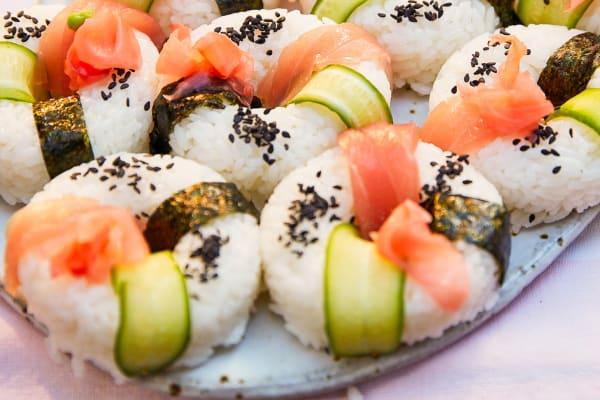 Recipe: Sushi Donuts