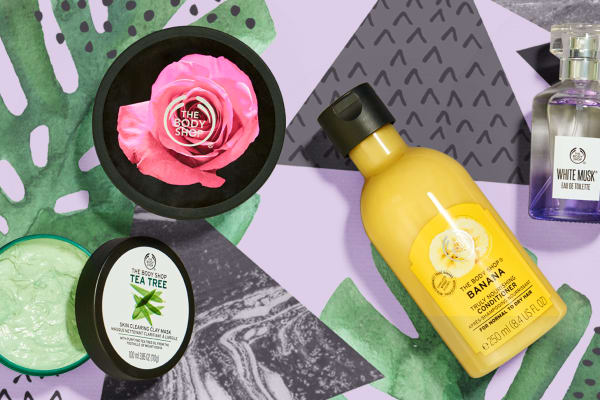 The Body Shop: 15% off storewide*
