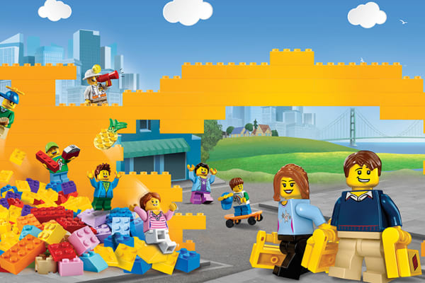 Join the LEGO® Certified Store for free mini build workshops