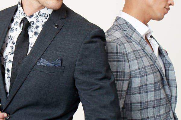 Politix: two suits for $595